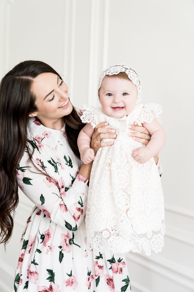 Gorgeous Baby Blessing Dress