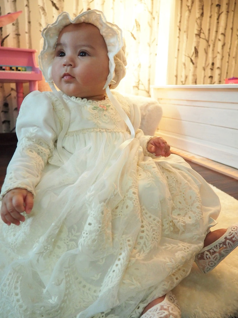 Clementine Baby Gown