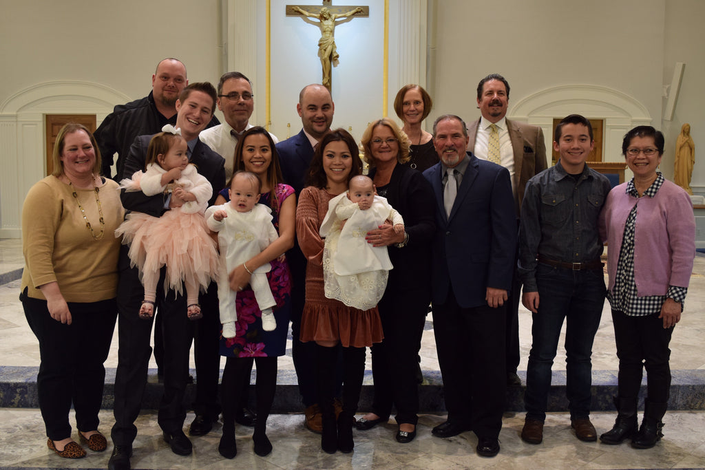 Baby Baptism Day
