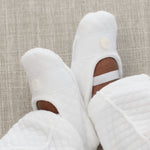 Baby Boys Booties - Elijah Collection