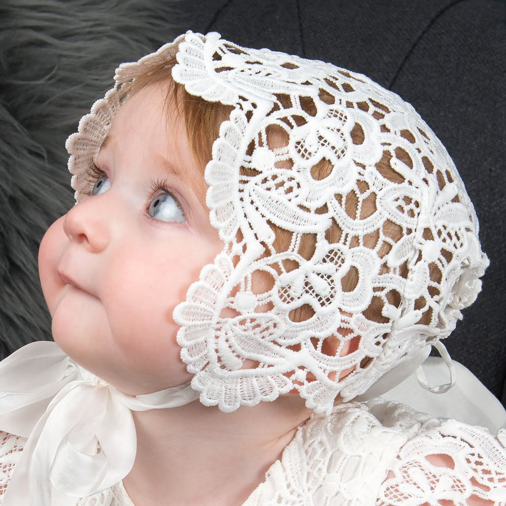 Lola Lace Bonnet