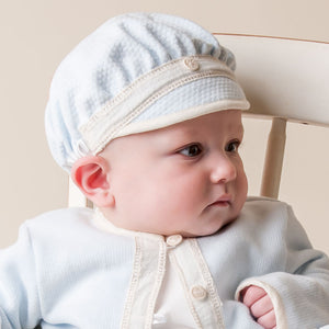 Jack Boys Cotton Hat Side