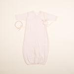 Ava Newborn Layette & Headband