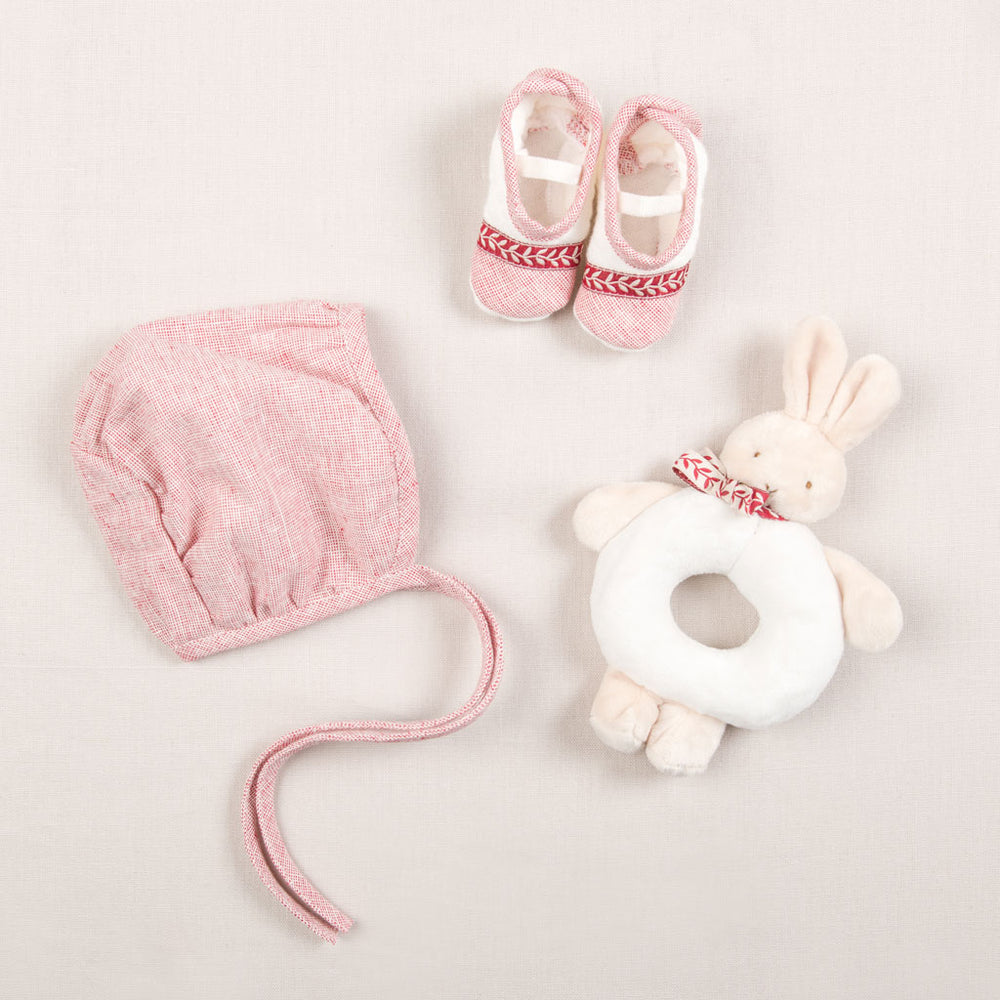 Holiday Red Newborn Gift Set - Save 10%