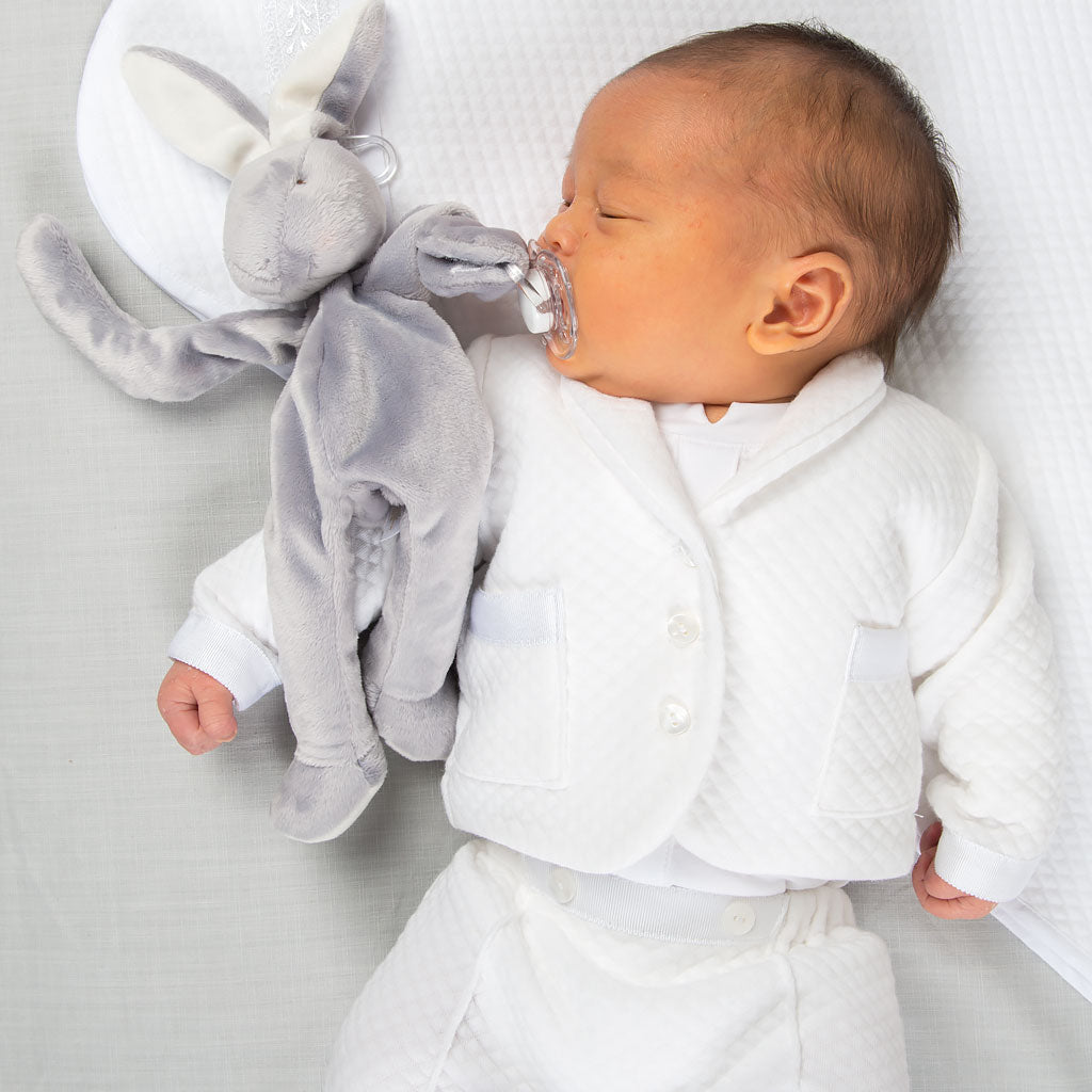Elijah Newborn 3-Piece Suit *Pre-Order - Ships by 3/29*