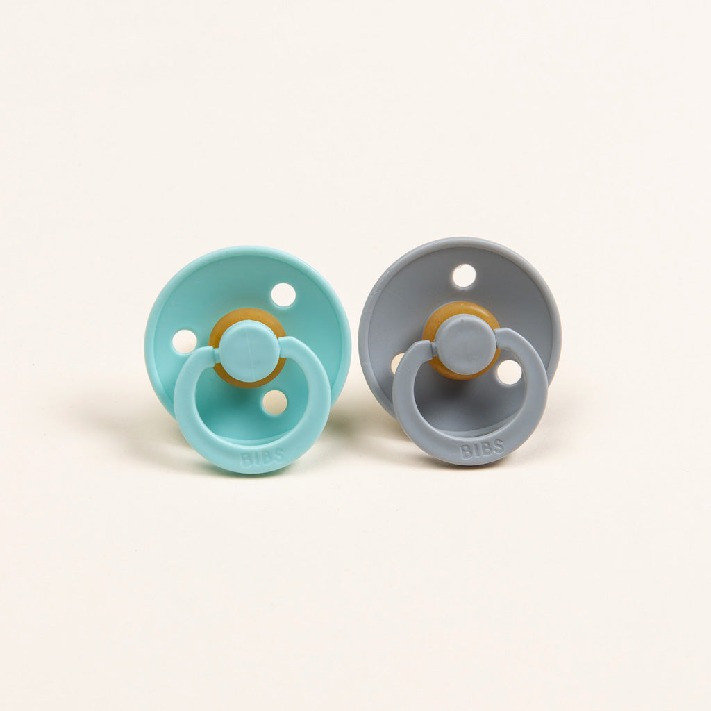 Bibs Pacifier | Mint or Cloud