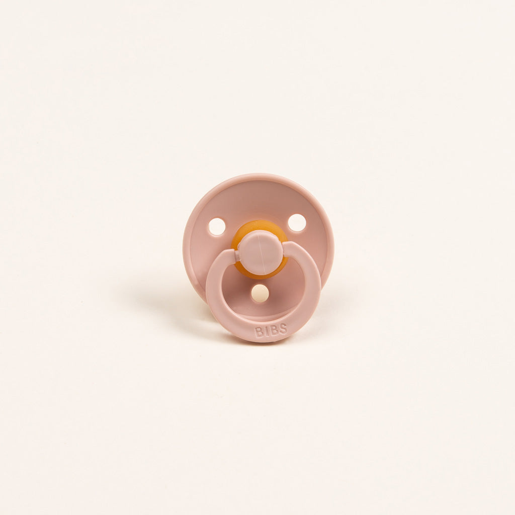 Bibs Pacifier | Woodchuck, Blush or Peach