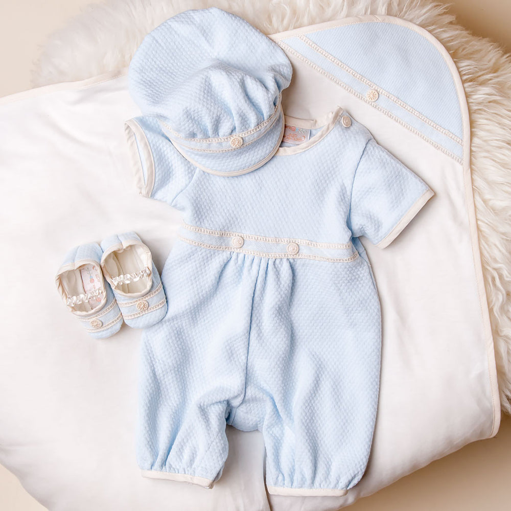 Jack Boys Jumpsuit With Accessories
