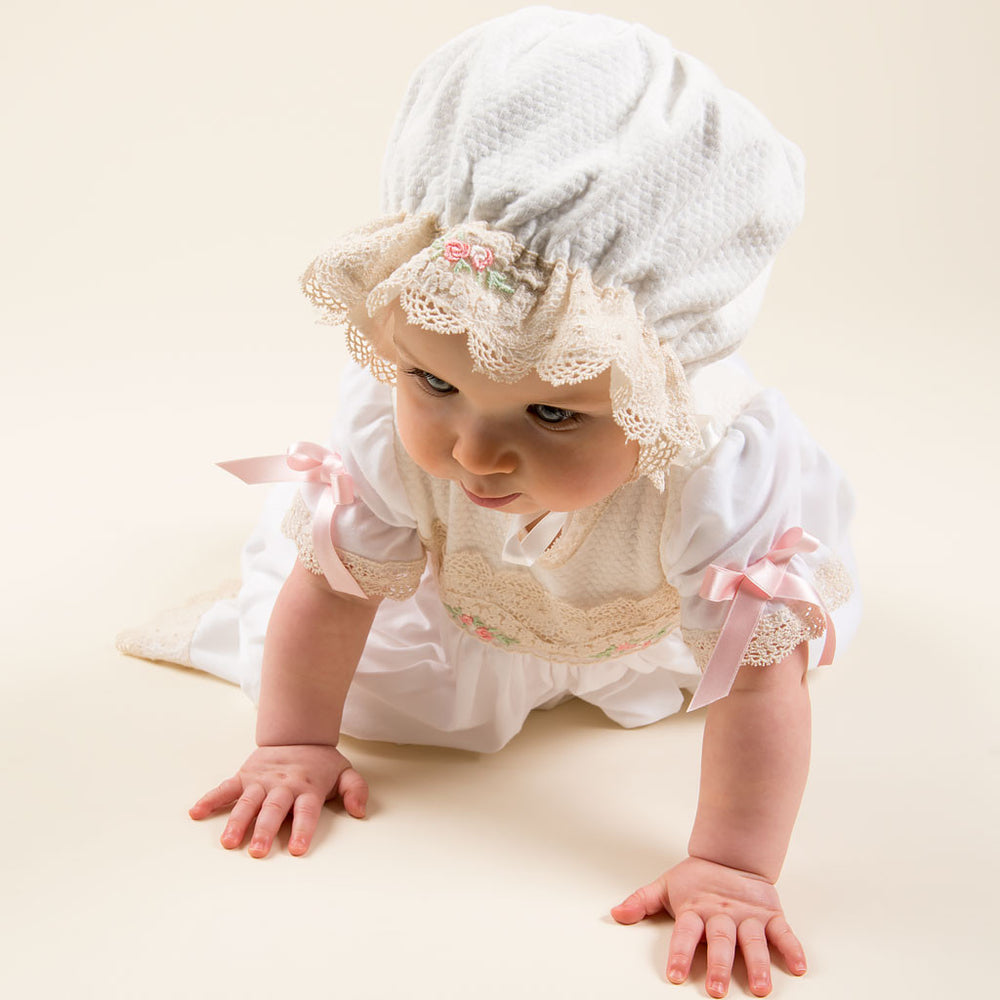 Chloe Cotton Bonnet