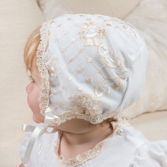 Gwen Fitted Bonnet