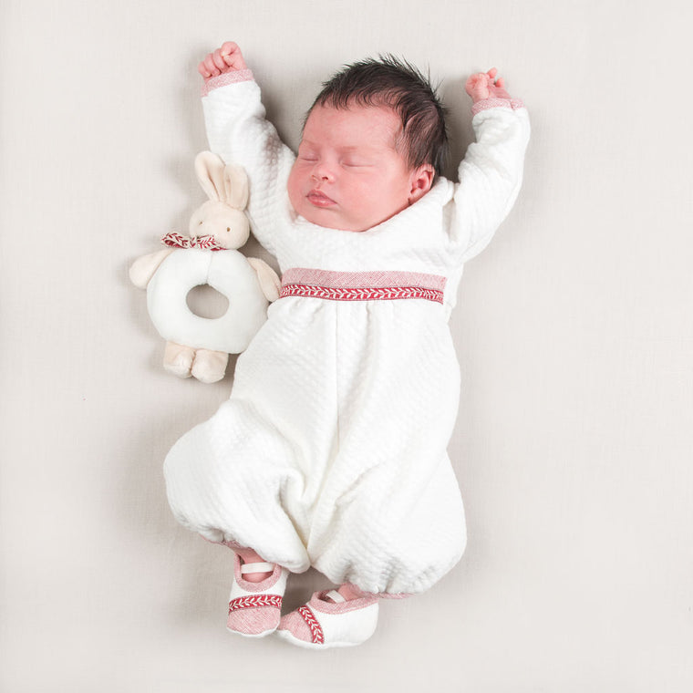 Holiday Newborn Jumpsuit Set