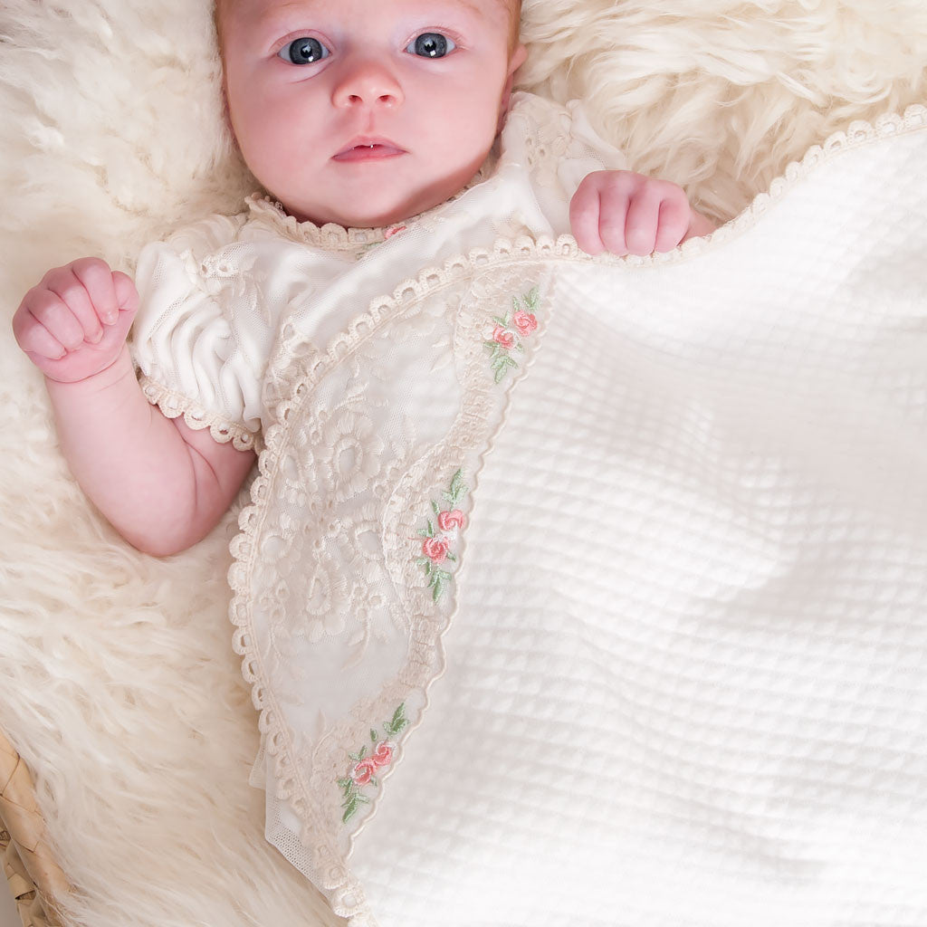 Clementine Girls Blanket Newborn