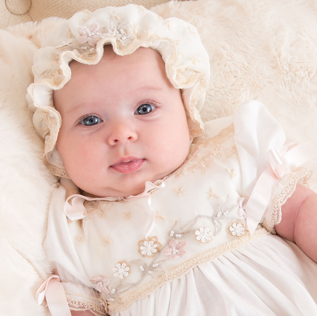 Jessica Girls Newborn Gown Bodice