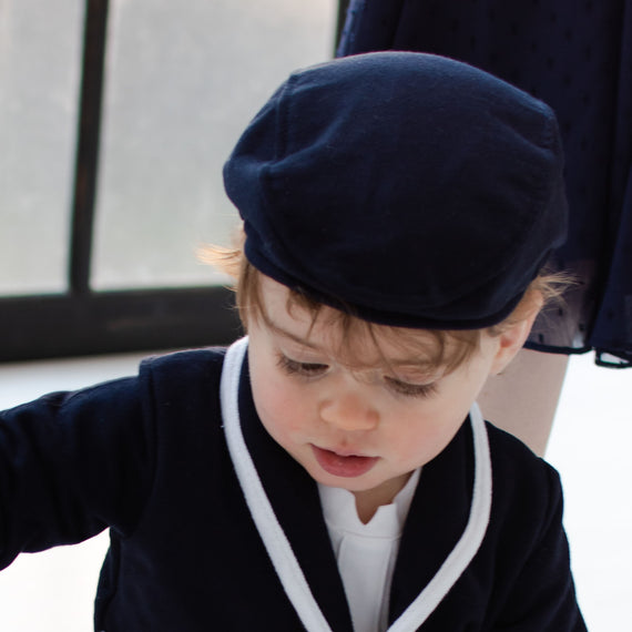 Elliott Newsboy Cap