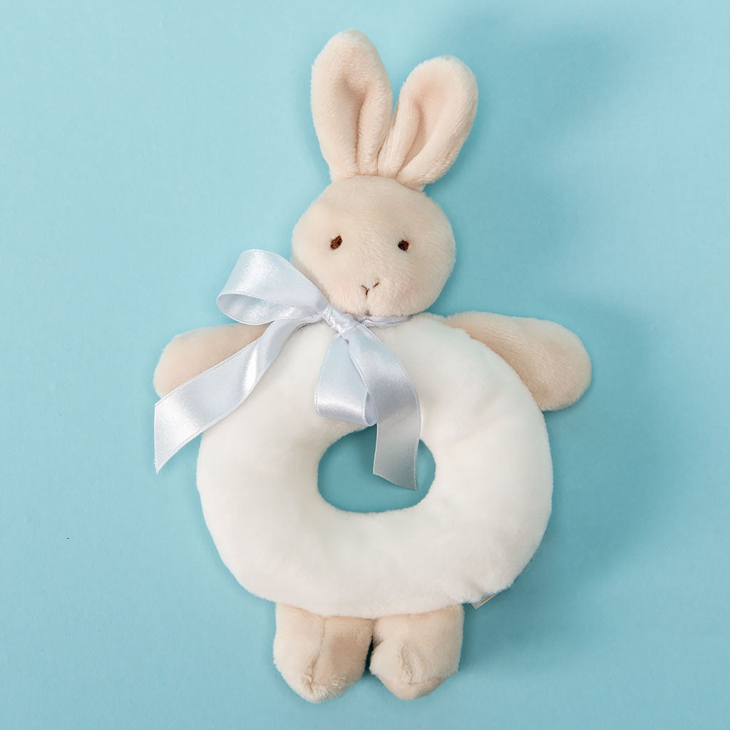 Baby Shower Gift - Owen Bunny Rattle