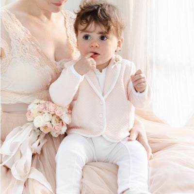 Baby Boy Wedding Outfits