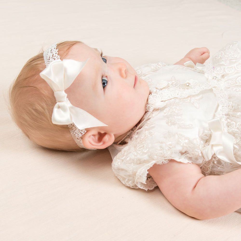 Penelope Lace Headband