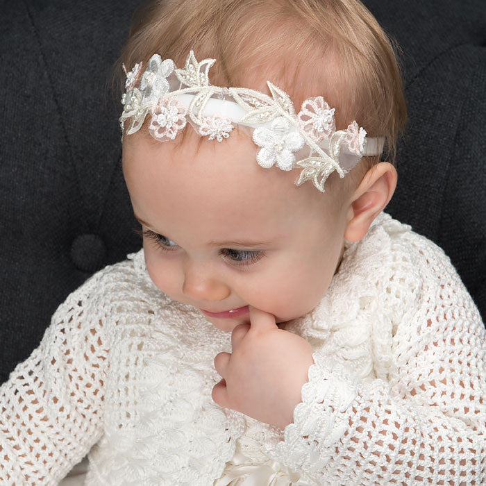Marita Flower Headband