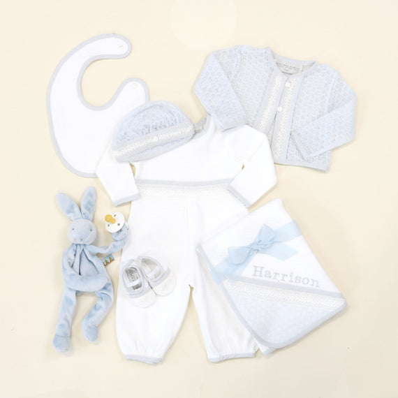 Harrison Romper Gift Set - Save 10%