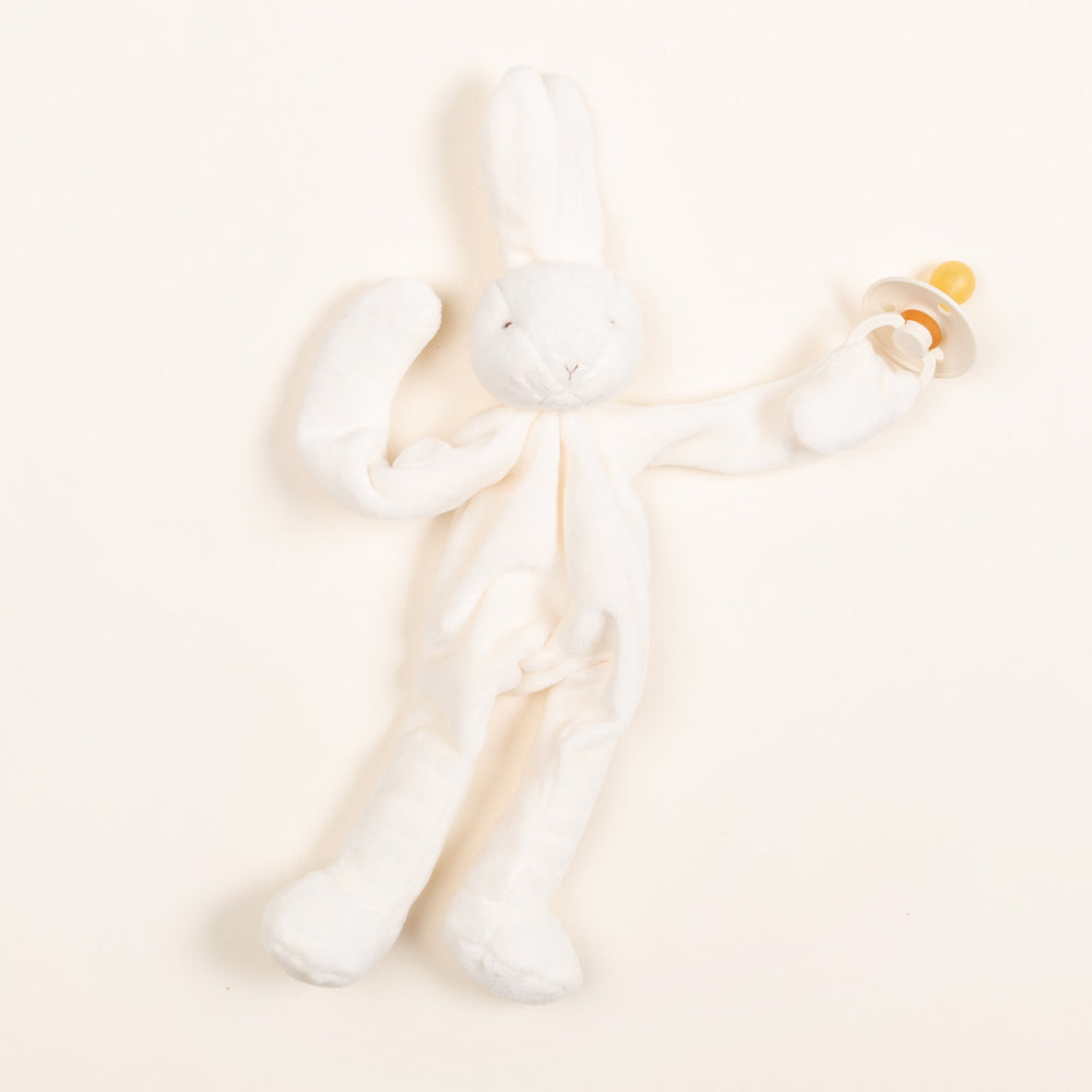 Silly Bunny Buddy | Pacifier Holder