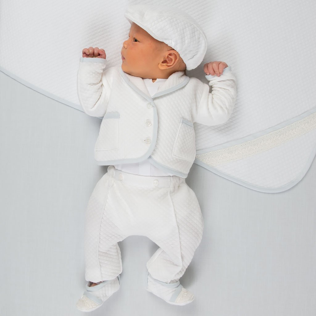 b0bf08a5d0a3d Harrison Newborn Baby Suit - Newborn Baby Clothes - Take home Outfit ...