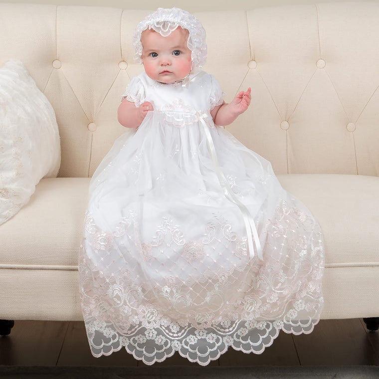 Joli Christening Gown