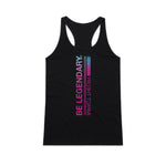 Be Legendary / Women's Black Tank