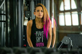 Make Sh*t Happen / Women's Black Tank