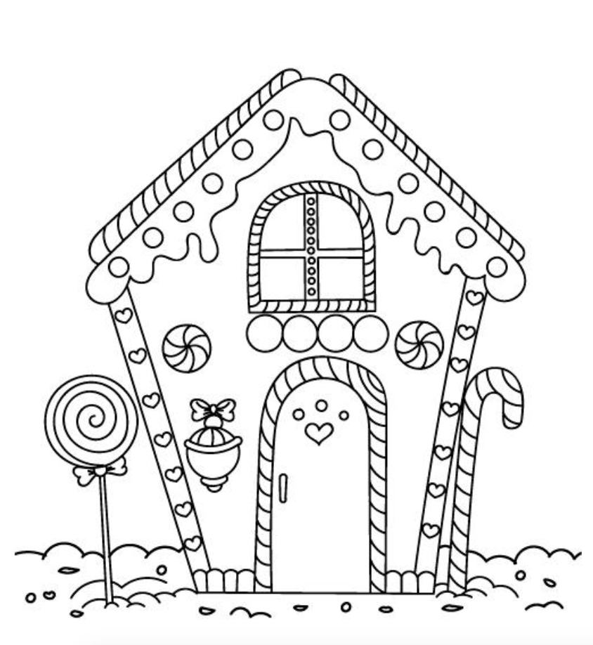 Best 45+ Christmas Holidays Coloring Activities For Kids and Adults ...