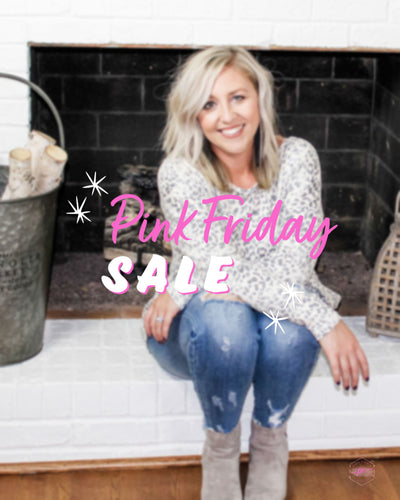 -Pink Friday Sale-