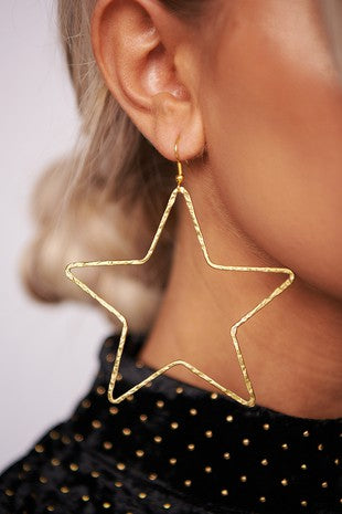 Highest Star Earrings