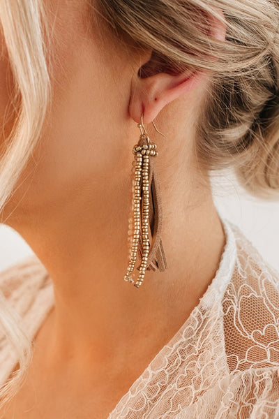 Hands On Earrings