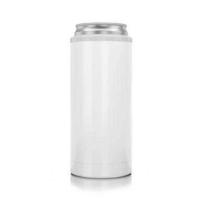 SIC Slim Can - Gloss White