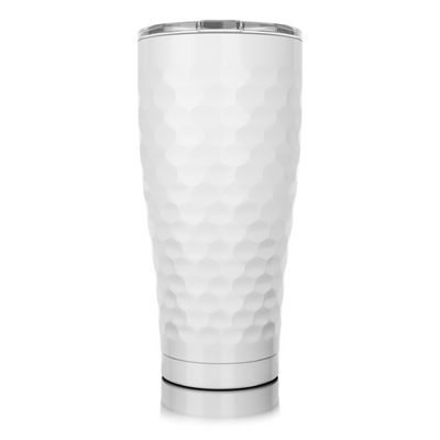 SIC 30oz Tumbler- Dimpled Golf