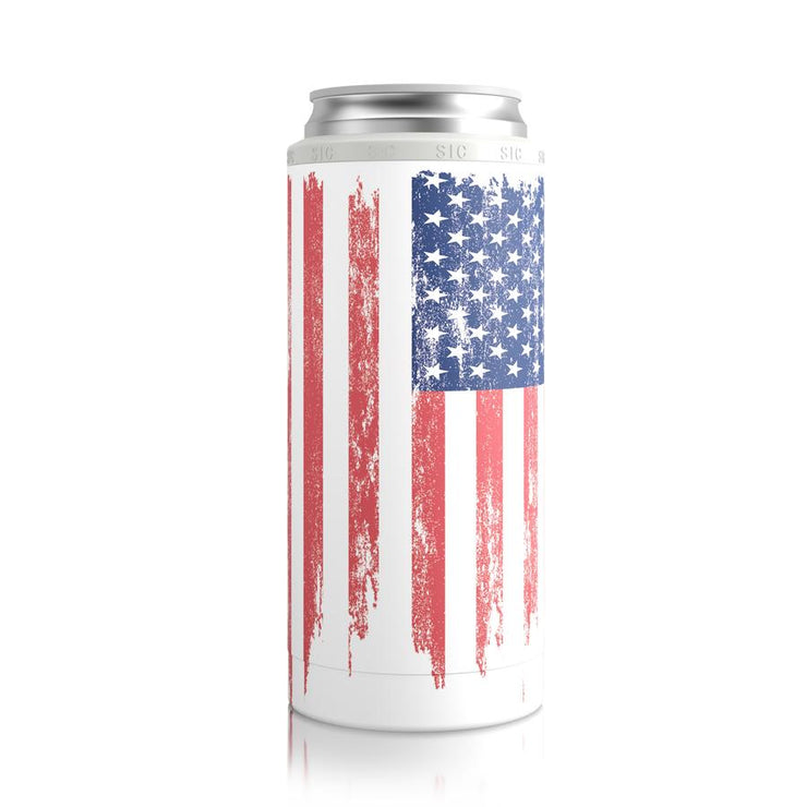 SIC Slim Can - Flag