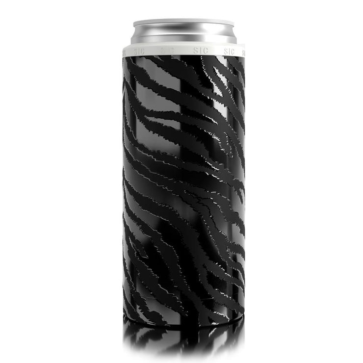 SIC Slim Can - Zebra Eclipse