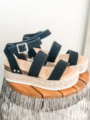 Bryce Platforms- Black