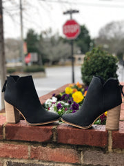 Norah Booties -Black