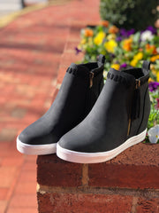 Taylor Wedge - Black