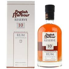 ENGLISH HARBOUR 10YR ANTIGUA RUM 750ml