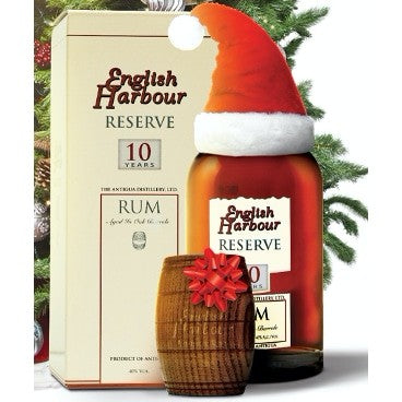 ENGLISH HARBOUR RUM 10YR GIFT PACK 750ml - Premier Cru Retail Stores