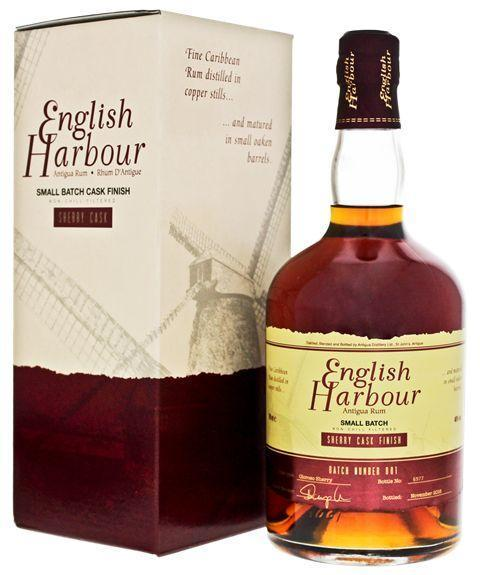 ENGLISH HARBOUR RUM AGED PORT CASK FINISH 750ml - Premier Cru Retail Stores