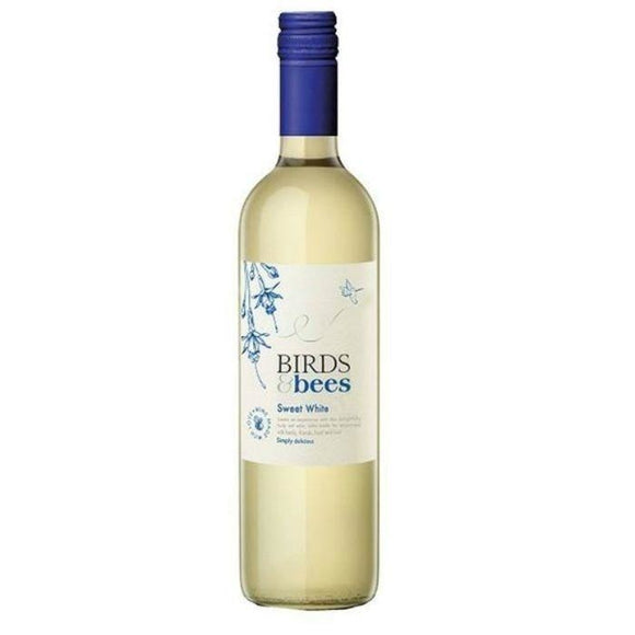 BIRDS & BEES SWEET WHITE 75cl - Premier Cru Retail Stores