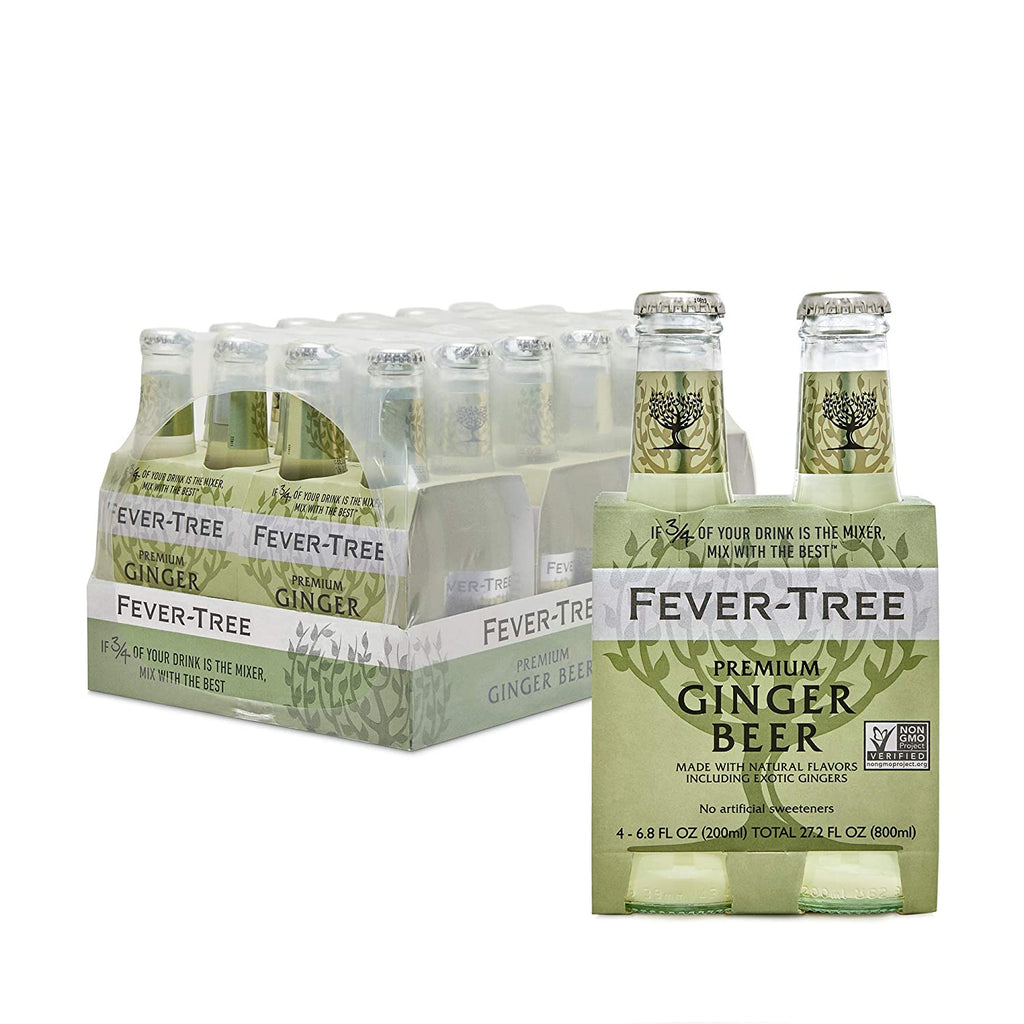 FEVER-TREE GINGER BEER 200ml - Premier Cru Retail Stores