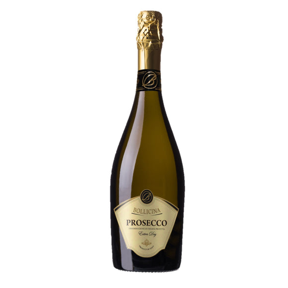PROSECCO BOLLICINA EXTRA DRY 75cl - Premier Cru Retail Stores