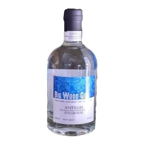 BIG WOOD GIN 750ml - Premier Cru Retail Stores