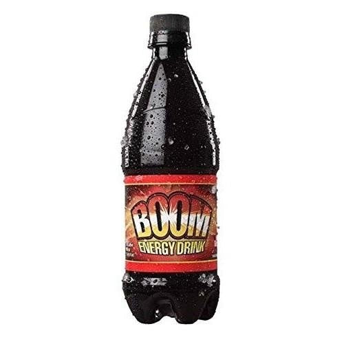BOOM ENERGY DRINK 600ml - Premier Cru Retail Stores