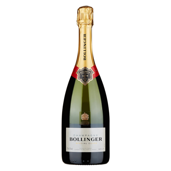 CHAMPAGNE BOLLINGER SPECIAL CUVEE 75cl - Premier Cru Retail Stores