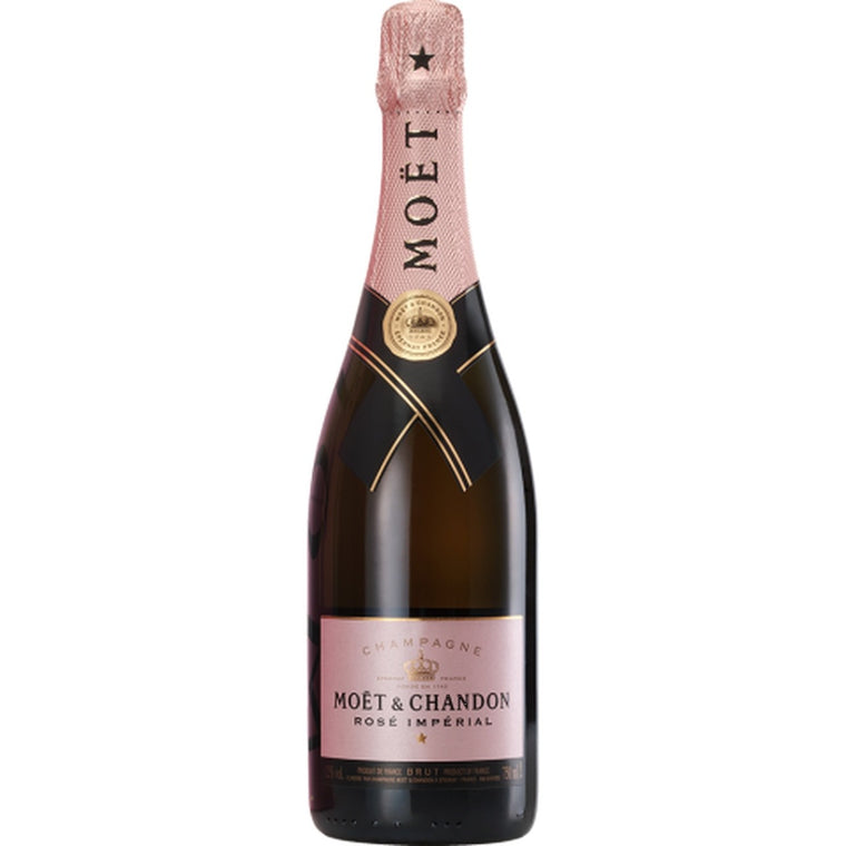 CHAMPAGNE MOET CHANDON ROSE 75cl - Premier Cru Retail Stores