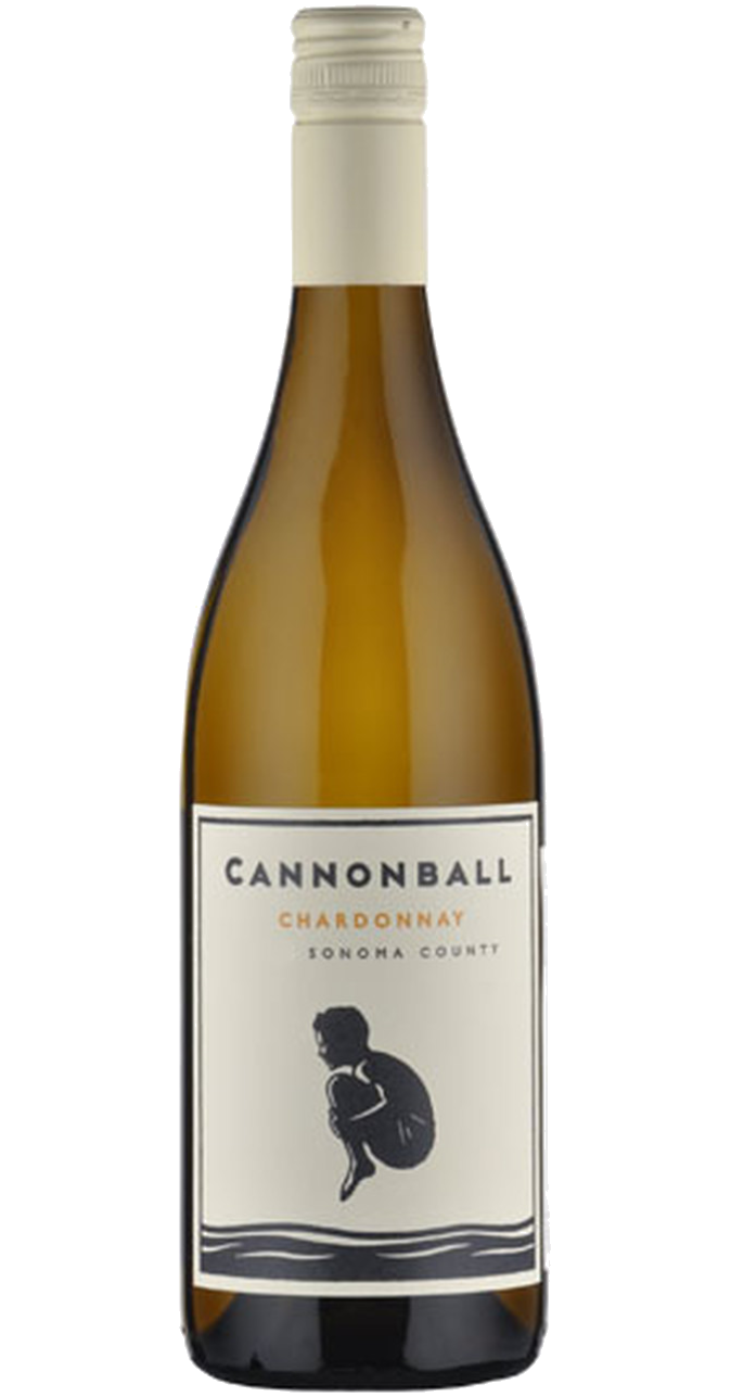 CANNONBALL CHARDONNAY SONOMA COUNTY 75cl - Premier Cru Retail Stores